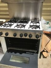 Viking gas stove 36 Inch for professional use