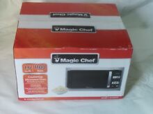 Magic Chef MCM1611ST 1 6 CF  1100W Stainless Steel Microwave