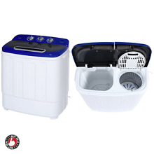 Washer And Dryer Combo Apartment Washing Machine Small Portable Compact Rv