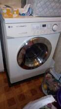 LG 2 in 1 WASHER AND ELECTRIC DRYER 110V
