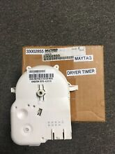 WP33002855 Whirlpool Dryer Timer  New