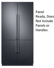 Dacor Modernist 42  French Door Refrigerator DRF427500AP   Panel Ready Design