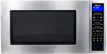 Dacor DMW2420S 24  Countertop Microwave in Stainless Steel 2 Cu Ft