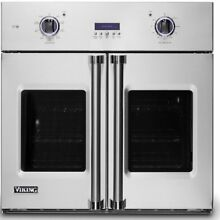 Viking 30  Professional 7 Series French Door Single Wall Oven    VSOF7301SS