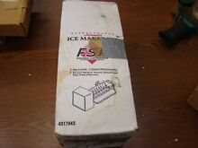 NEW OLD STOCK Whirlpool Maytag Kenmore Automatic Ice Maker Kit 4317943
