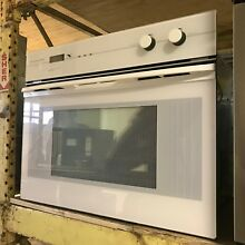 White Kitchenaid Superba Convection Built In Single Wall Oven Model  KEBN107YWHO