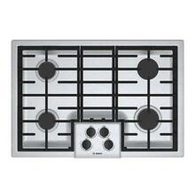 Bosch NGM5056UC 500 Series 30 Inch Gas Burner Cooktop