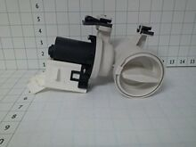 W10201457 Whirlpool Kenmore Washer Drain Pump Motor Assembly W10201457