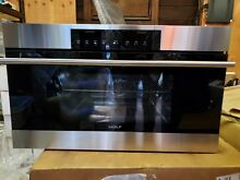 WOLF 30  M Series Contemporary CONVECTION STEAM OVEN
