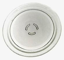 4393799 12  Microwave Glass Turntable fits Whirlpool Kenmore Maytag