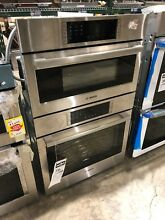Bosch HBL8752UC 800 30  Stainless Steel Electric Combination Double Wall Oven