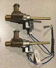 THERMADOR GAS VALVE   MICRO SWITCH  628629 428049 FOR COOKTOPS