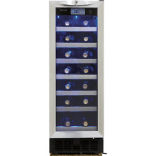 Danby Silhouette Pecorino 27 Bottle Wine Cooler  DWC276BLS