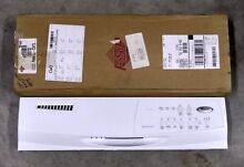 FSP WHIRLPOOL DISHWASHER WHITE CONTROL PANEL PART  3385732 3385731 FREE SHIPPING