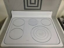 GE Range Stove Oven Top Glass ASM WB62T10677
