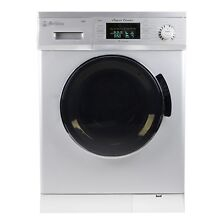 All in One Compact Combo Washer and Electric Dryer with Optional Condensing Vent