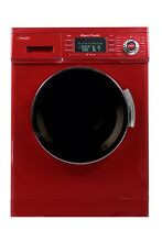 All in One Compact Combo Washer and Electric Dryer with Optional Con