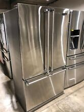 Viking RVRF3361SS 36  Stainless French Door Refrigerator CD  24177