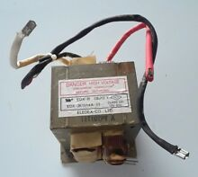 Genuine KitchenAid Maytag Whirlpool W10248271 Microwave Oven Transformer