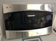 GE Range Stove Oven Outer Door Panel WB56T10283