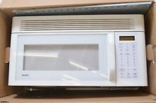 Kenmore Over the Range Microwave Oven 1 3 Cu  Ft  Model 721 67601790