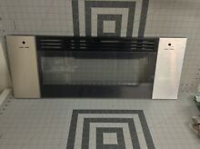 Whirlpool Range Stove Oven Glass Door W10677219