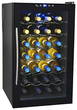 Iceless Thermoelectric Cooler Large Mini Fridge for Bedroom Without Freezer Wine