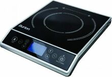 Max Burton 6400 Digital Choice Induction Cooktop 500W 1800W Watts 100 F to 450 F
