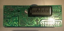 LG MAIN CONTROL BOARD  EBR73710102 FOR STOVES  see pics