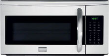 Frigidaire FGMV175QF Gallery 1 7 Cu Ft Over The Range Microwave Stainless