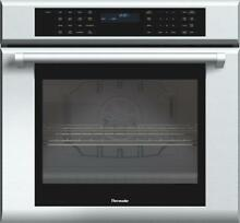 Thermador Masterpiece 30  Stainless Steel Single Electric Wall Oven MED301JP