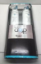 2 Pack  EveryDrop Whirlpool Water EDR3RXD2 Filter 3 Refrigerator Water Filter