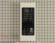 W10250592   NEW WHIRLPOOL MICROWAVE CONTROL PANEL WITH TOUCHPAD