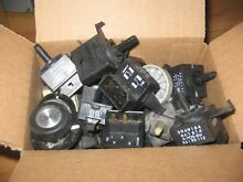 Lot Whirlpool fridgidaire kenmore maytag  g e Etc  Washer   Dryer temp switches