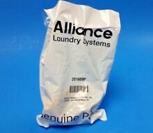 Alliance Huebsch Speed Queen 201609P Comm Washer Water Level Pressure Switch NEW