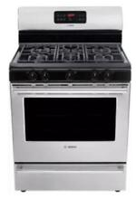 Bosch HGS3053UC  Ascenta Series 30  Freestanding Gas Range in Stainless Steel