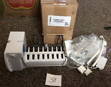 Ice Maker and Water Valve Kit for GE Part   WR30X10093KIT