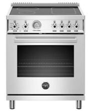 Bertazzoni PRO304INMXE Professional Series 30  Induction Range Stainless Steel