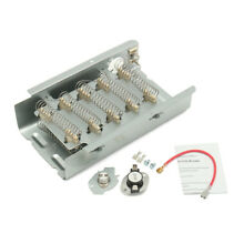 3403585 Dryer Heating Element Thermostat Kit For Whirlpool Kenmore Maytag Estate