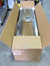 Wolf 811616   12  x 48  Stainless   Duct Cover  Pro Island 12