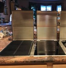 15 inch Gourmet Gaggenau Cook Top Halogen Electric OR Grill Excellent Condition