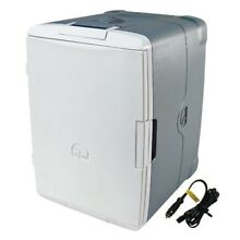 Portable Electric Cooler Camping Cool Outdoor Ice Chest Ref Can 12V Iceless 40