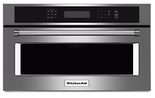 30  KitchenAid SS Built in Microwave Model  KMBP107ESS