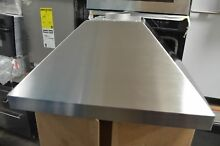 BlueStar 36  Stainless Steel Wall Mount Pyramid Chimney Range Hood BSPC36240