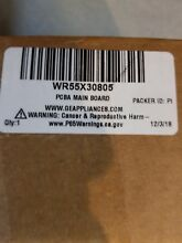 NEW OEM GE Refrigerator MAIN CONTROL  WR55X30805  In factory sealed box