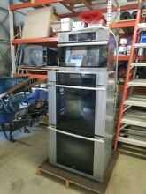 Miele Masterchef Double Convection Wall Oven  Excellent Condition  30