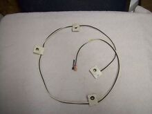Kenmore Whirlpool WP3191334 Cooktop Igniter Switch and Harness