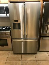 Bosch 800 Series B26FT50SNS 36 Inch French Door Refrigerator FREE