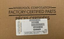 NEW Whirlpool W10190965 ICE MAKER ASSEMBLY FACTORY AUTHORIZED