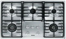 Miele KM3475GSS 36 Inch Stainless Steel Gas Cooktop FREE SHIPPING